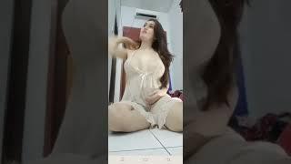 Poppy Kat Anastasya lingerie baru LIVE