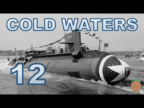 Cold Waters | 1984 Gameplay #2 - 12 - Depth Charges