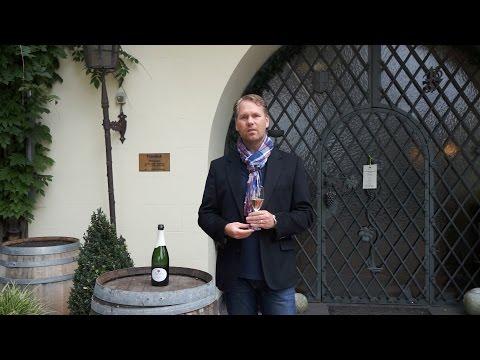 Weingut Künstler vingårdsbesök med Fredrik Schelin