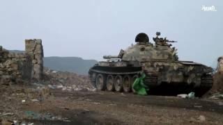 تقدم جديد للجيش الوطني اليمني في معارك نهم