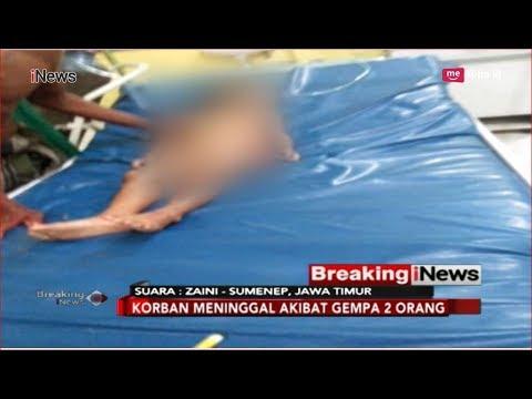 Gempa 6,4 SR Guncang Situbondo , 2 Orang Meninggal dan 8 Luka-luka - Breaking iNews 11/10