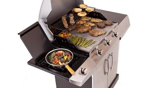 Char-Broil Performance 3-Burner Gas Grill - Deluxe edition