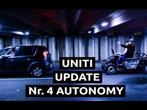 UNITI UPDATE | Episode 4 - Santa brings a self-driving car