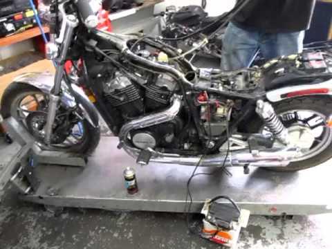 honda 1 6 engine diagram 1984    honda    vt700c shadow parts and    engine    for sale on ebay  1984    honda    vt700c shadow parts and    engine    for sale on ebay