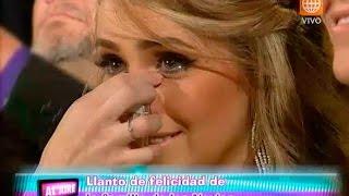 Mira quiénes también lloraron en la boda de Natalie y Yaco 16-07-2015