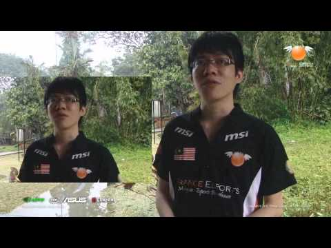 xtinct Dota Professional player interview before the internationals