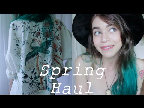 Spring Haul | Succulents, Stevie Nicks, and Sweet Finds