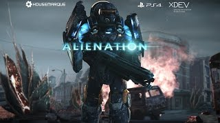 Alienation -Walkthrough- By SCEA -Genre: Action - Only on PS4