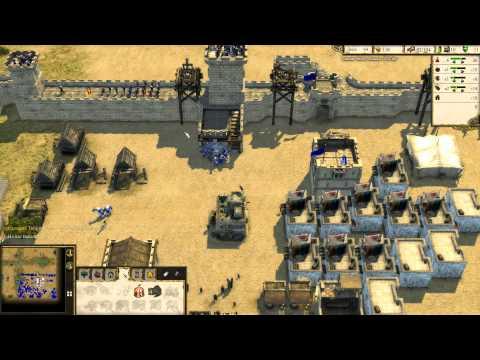 Stronghold Crusader 2 - Лагучий мультиплеер с MrPotolot