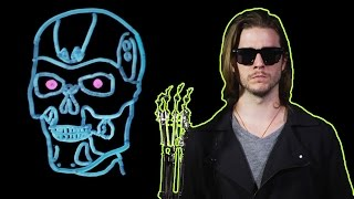 How Does a TERMINATOR'S Skin Survive? (Because Science w/ Kyle Hill)