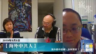 海外中共人 - 05/09/19 「離地新聞」2/2