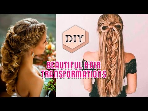 The Most Beautiful Hair Transformations 2017 | New Hairstyles Tutorials