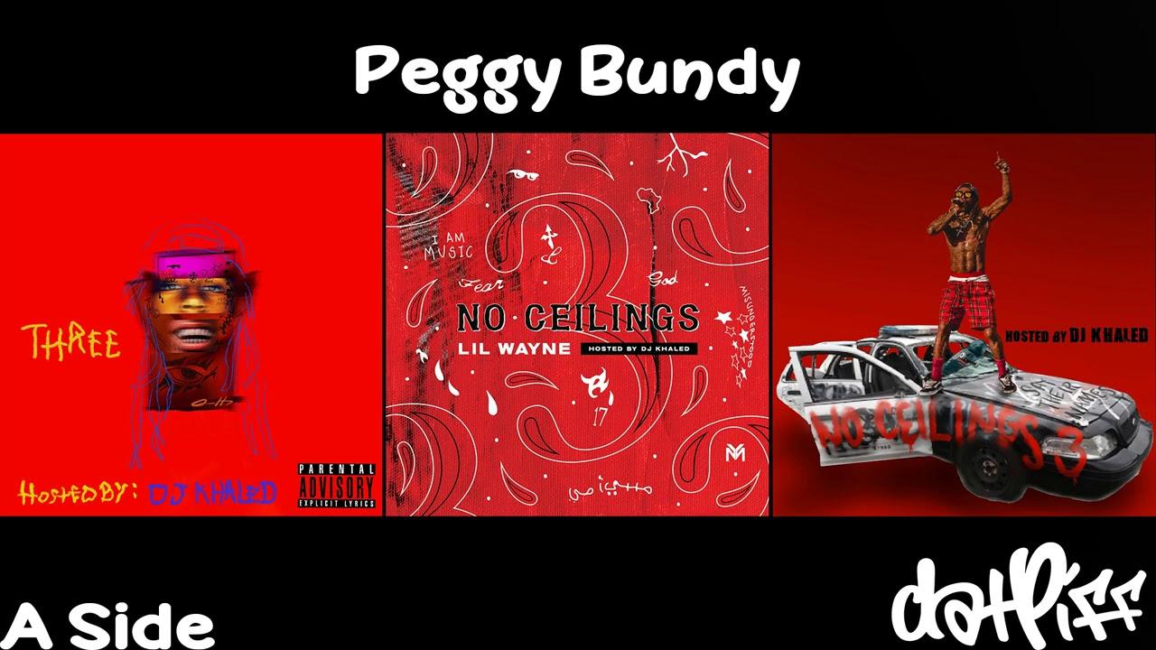 Lil Wayne - Peggy Bundy | No Ceilings 3 (Official Audio)
