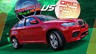 Sonchyk VS OnePoint / BMW X5m ПРОТИВ BMW X6m / Битвы в Forza Motorsport 4