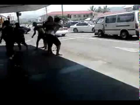Laki&Nick Vs. Jericho&Tim (Samoa Fight)