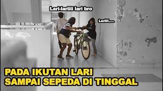 PADA IKUTAN LARI Padahal tidak ada apa-apa 🤣- Prank Indonesia- CUPSTUWERD thumbnail