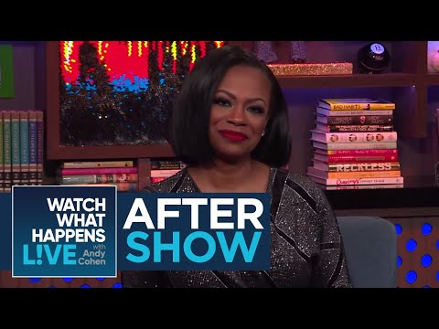 After Show: Kandi Burruss's Opinion Of Eva Marcille | RHOA | WWHL