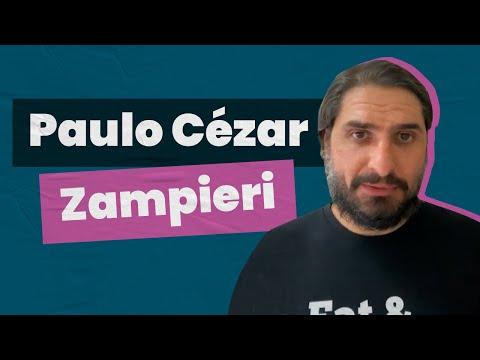 #NossosAlunos Fullstack Master - Paulo Cézar Zampieri