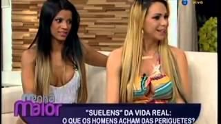 eduardo nunes explica porque as lindas no conseguem namorar rede tv com regina volpato