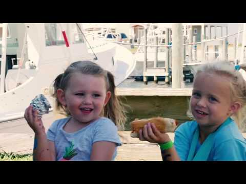 Itty Bits 5: Day At The Docks   - Hatteras Village