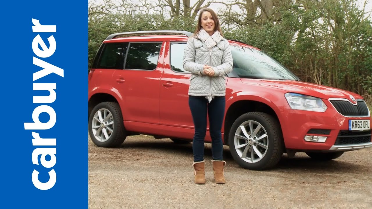 Skoda Yeti Suv Review Carbuyer Youtube