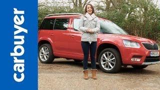 Skoda Yeti SUV 2014 review - Carbuyer