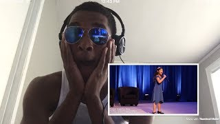 Angelica Hale Performes the National Anthem REACTION!!