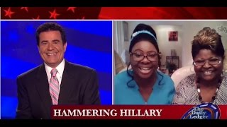 Diamond and Silk Interviewed by The Daily Ledger