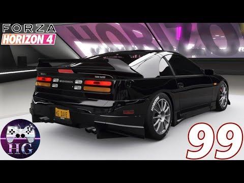 ITA - Forza Horizon 4. In anteprima la mitica Nissan 300 zx (fairlady) del 1994 thumbnail