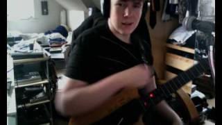 Yamaha EZ-EG Learning Guitar; Audio and Video Controller Demo