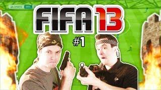 Fifa 13 Ut - 'build & Conquer' #1 - Who Will Win?!!?