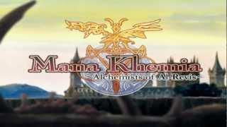 Mana Khemia: Alchemists of Al-Revis - Opening [HD]