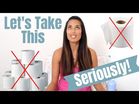 Why We Don't Use Toilet Paper & How - Minimalism Monday