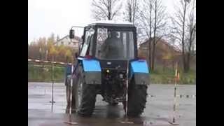 тракторист WMV V9