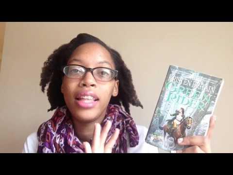 Fantasy Book Review| Green Rider