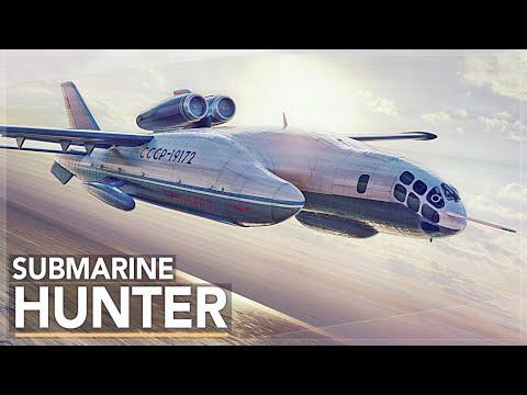 The Strangest Aircraft Ever Built: The Soviet Union's VVA-14