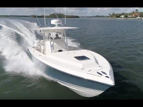 Florida Sportsman Project Dreamboat - Classic 25 Mako Intro, Rare 23 Hoog