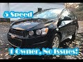I Bought A 2012 Chevy Sonic For $1000