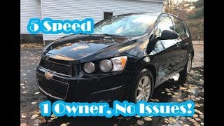 Chevrolet Sonic 2012 Videos