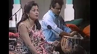 तुम मुझे भूल भी जाओ तो ये हक़ है तुमको.. Sudha Malhotra Live BBC_Sahir Ludhianvi_Datta Naik_a tribute