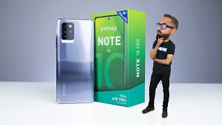 How is this just $259? Infinix NOTE 10 Pro!!!