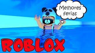 Beaucoup de plaisir au plus grand parc aquatique de Roblox (Roblox)