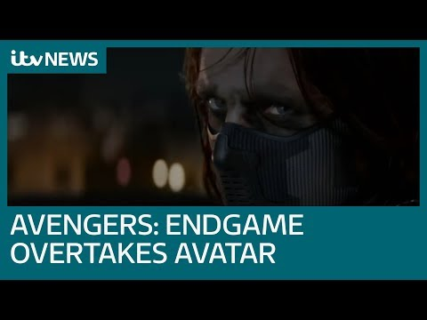 Avengers: Endgame overtakes Avatar as biggest movie ever | ITV News