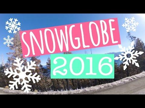 SnowGlobe Music Festival 2016 ❄️