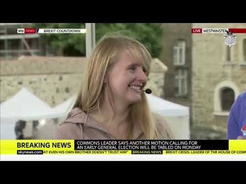 Excruciating interview... Kay Burley bias superbly called out by Lucy Harris!