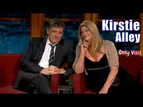 """Kirstie Alley - She Wishes Craig """"Tried Her Out"""" - Her Only Appearance"""