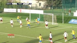 Porta Romana-Signa 3-1 Eccellenza Girone B
