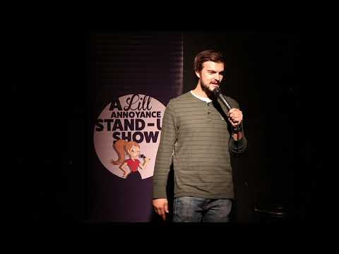 Tyler Ross Stand Up Comedy