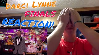 Darci Lynne and Terry Fator Deliver An Unbelievable Performance REACTION!