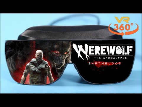 [VR 360°] Werewolf: The Apocalypse - Earthblood Gameplay in 360 degree |